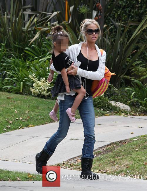 Denise Richards and Eloise Sheen 6