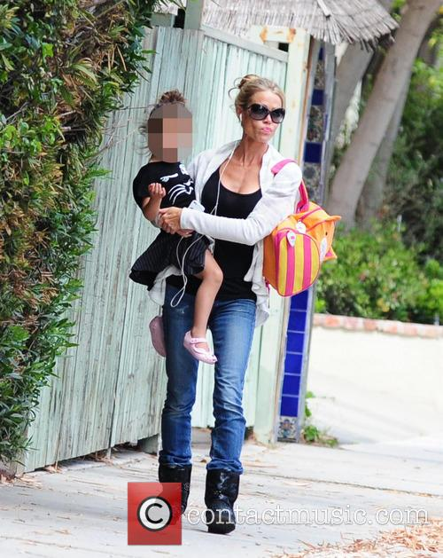 Denise Richards and Eloise Sheen 8
