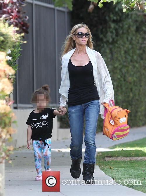 Denise Richards and Eloise Sheen 10