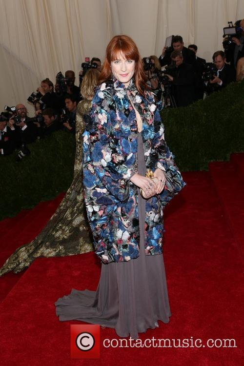 florence welch met gala 2014 new york 4182013