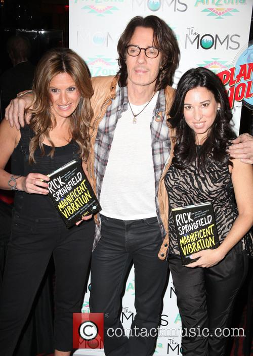 Denise Albert, Rick Springfield, Melissa Musen Gerstein and Of The Moms On Sirius Xm