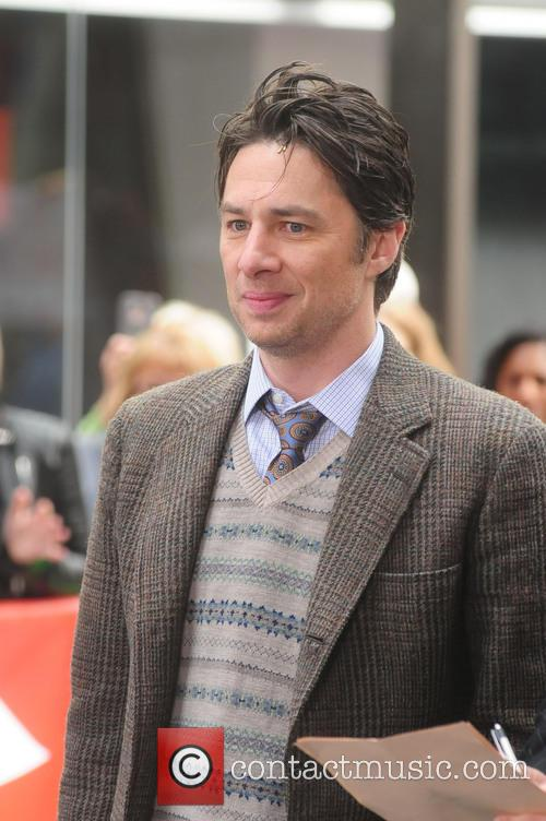 Zach Braff and the cast of Bullets Over Broadway perform on Today Show Best of Broadway week