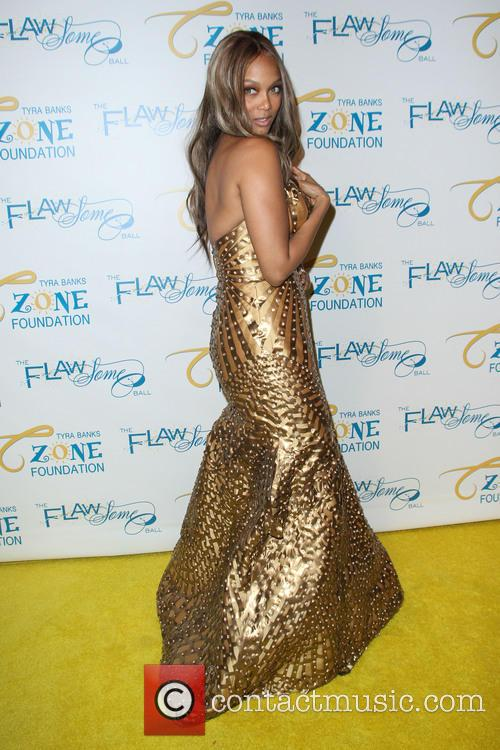 tyra banks 2014 flawsome ball arrivals 4183631