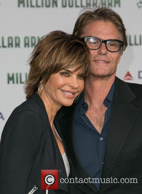 lisa rinna harry hamlin world premiere of disneys 4183538
