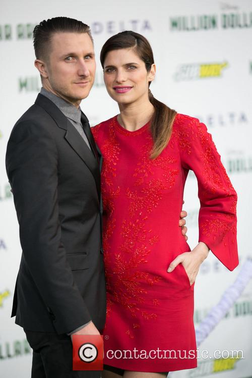Scott Campbell and Lake Bell 1