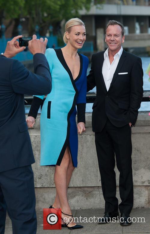 Kiefer Sutherland, Yvonne Strahovski, Old Billingsgate