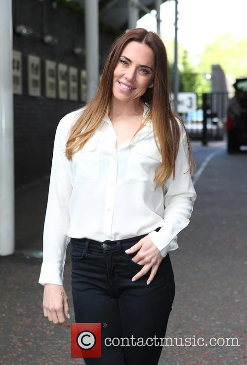 mel c celebrities at the itv studios 4181571