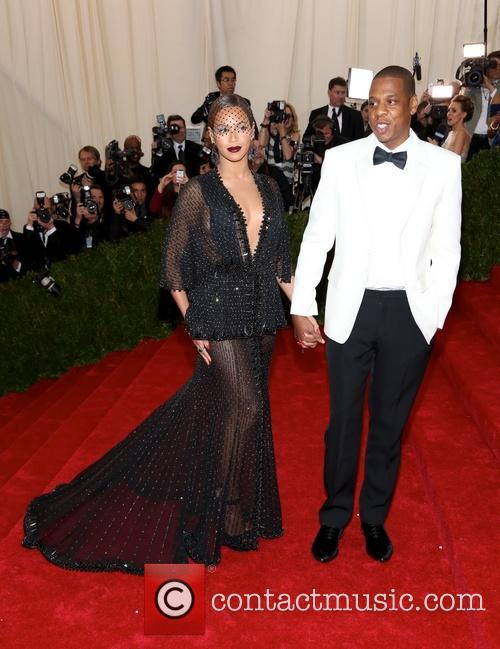 Beyonce Knowles and Jay-z 2