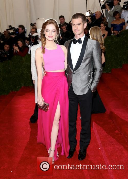 Emma Stone Andrew Garfield Engaged