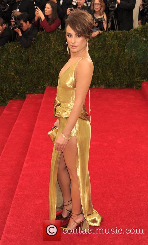 Lea Michele Met Gala
