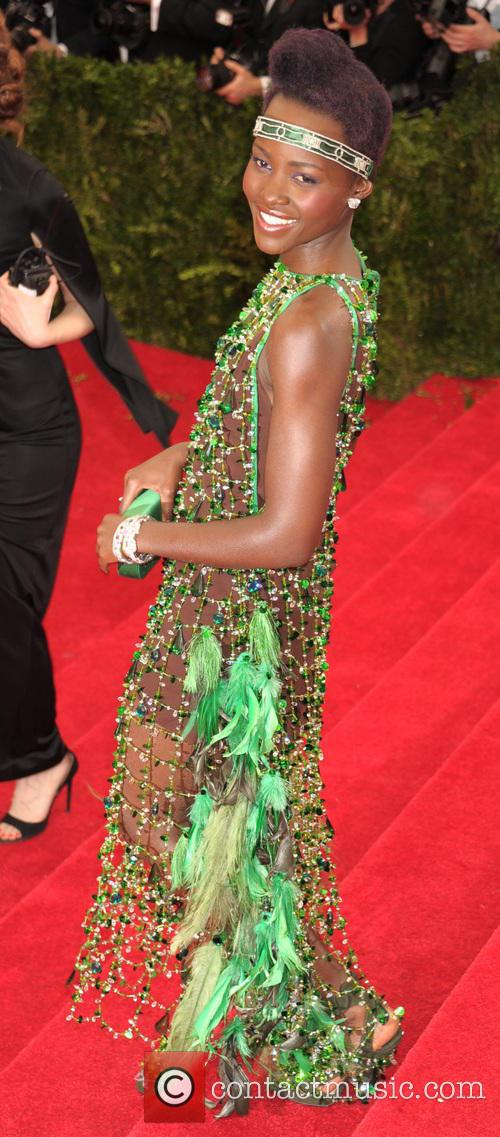 Lupita Nyong'o Red Carpet