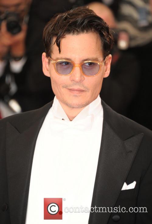 Johnny Depp, Metropolitan Muesum of Art