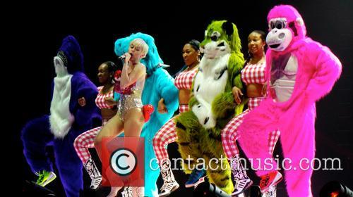 Miley Cyrus Bangerz tour london