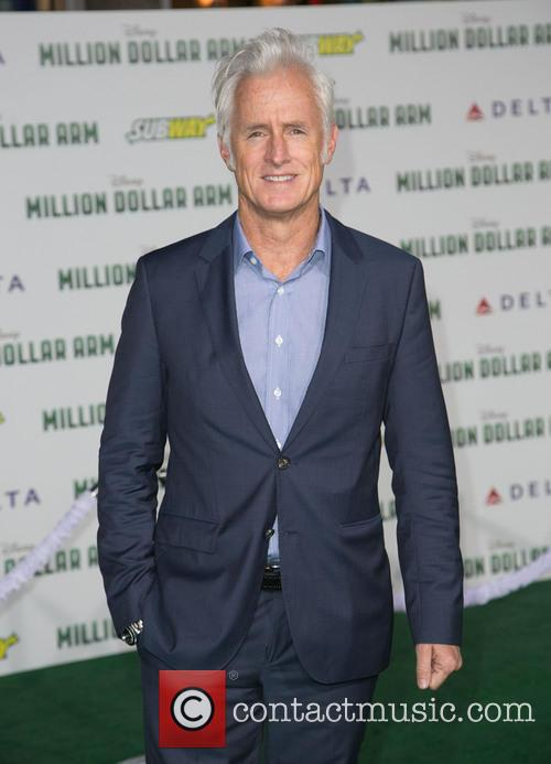 John Slattery, El Capitain Theatre in Hollywood, Disney