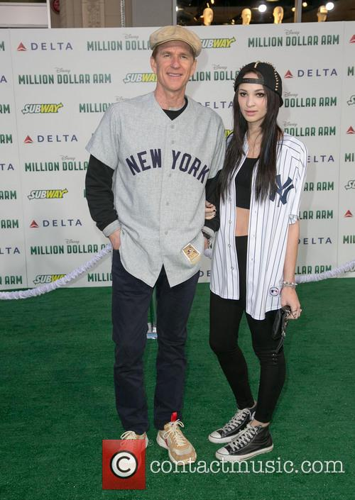 Matthew Modine and Ruby Modine 2