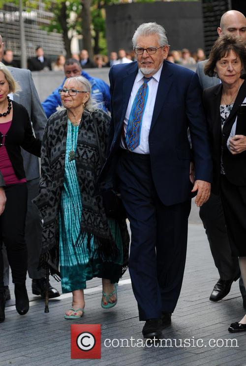 Rolf Harris court