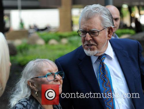 Rolf Harris and Alwen Hughes 8