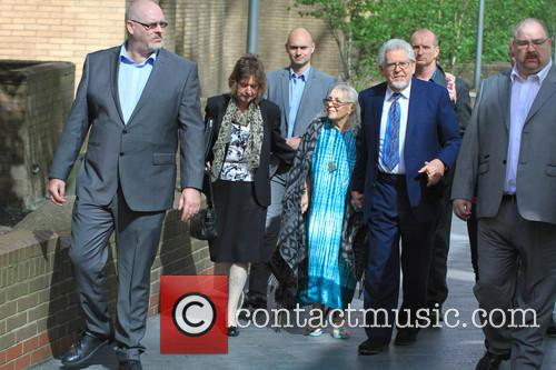 Rolf Harris and Alwen Harris 2