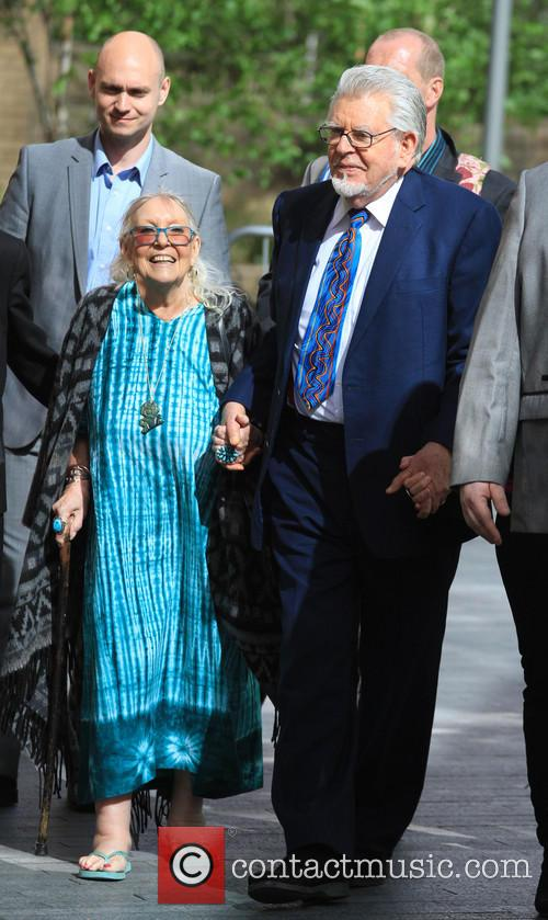 Rolf Harris and Alwen Harris 4