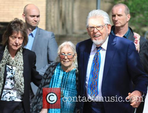 Rolf Harris and Alwen Harris 6