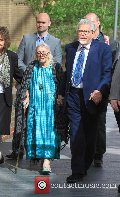 Rolf Harris and Alwen Harris 7