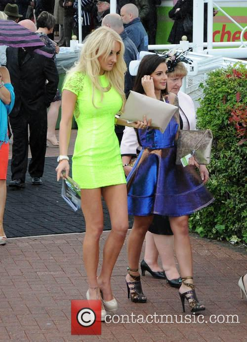 The May Festival at Chester Racecourse