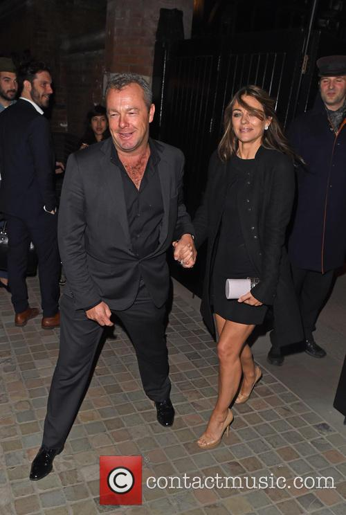 Elizabeth Hurley and David Yarrow 4