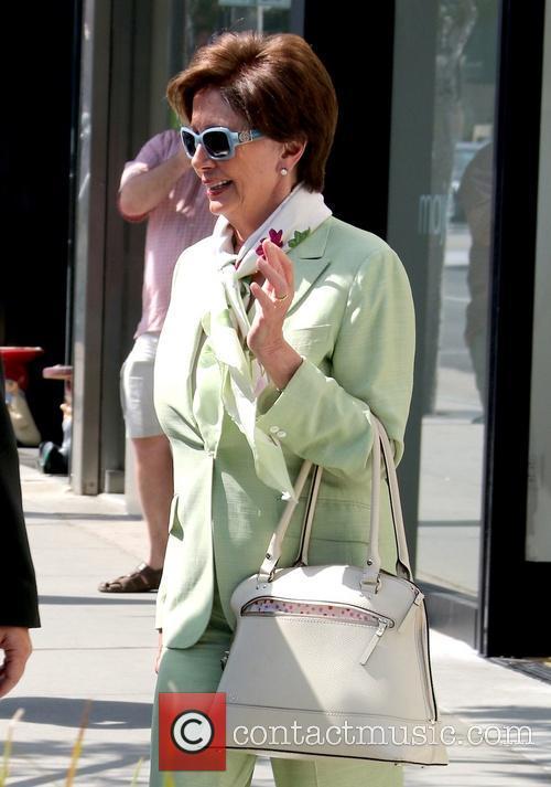 Nancy Pelosi In Beverly Hills