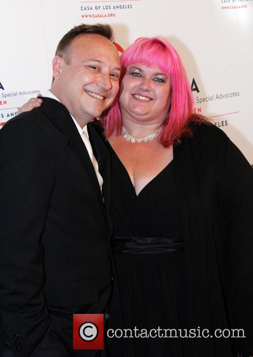 Keith Coogan and Pinky