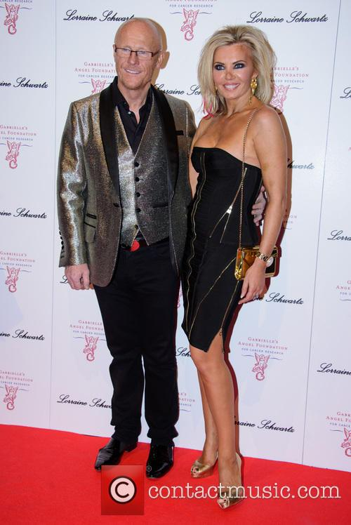 John Caudwell and Claire Caudwell 2
