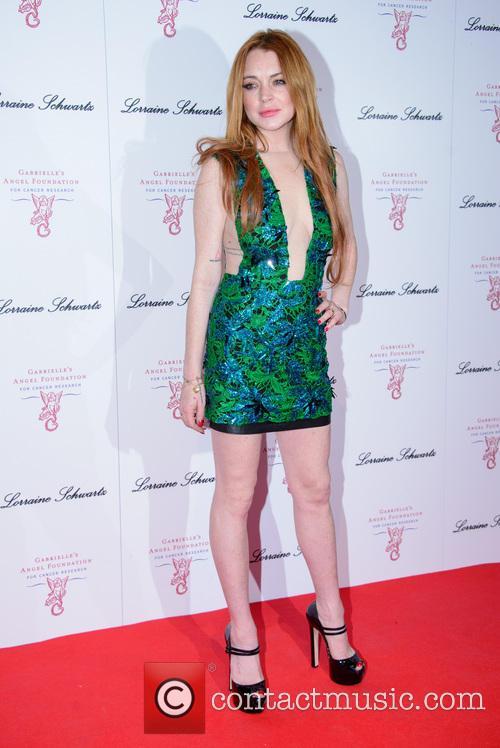 Lindsay Lohan, Old Billingsgate