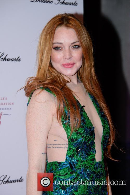 Lindsay Lohan 9