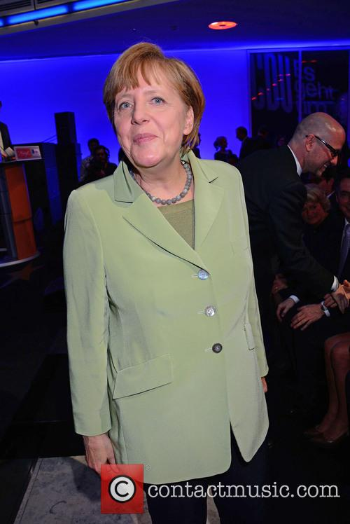 CDU MediaNight at Konrad-Adenauer-Haus.