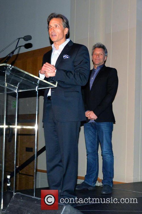 Craig Spencer and Jon Bon Jovi 1