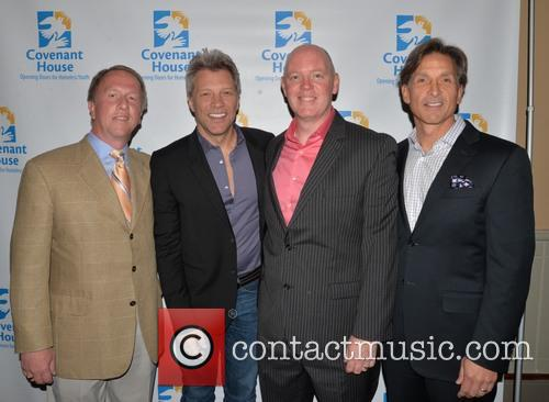 Jon Bon Jovi, Leo Carlin, Kelly Ryan and Craig Spencer 3