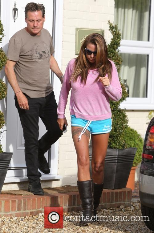 Katie Price and Derrick Poutney 4