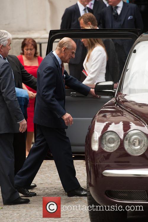 The Duke Of Edinburgh and Prince Philip 2