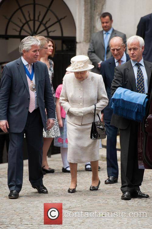 The Queen and Queen Elizabeth Ii 2
