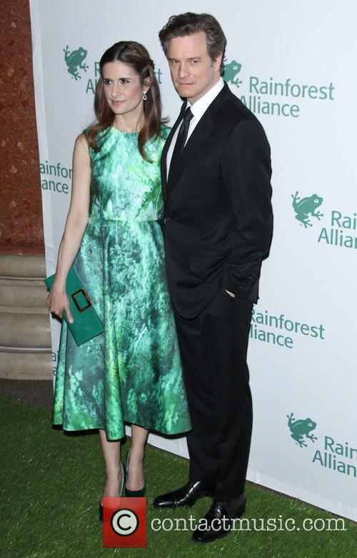 Colin Firth and Livia Firth 1
