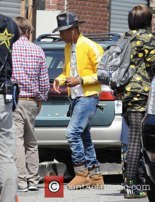 Pharrell Williams 3