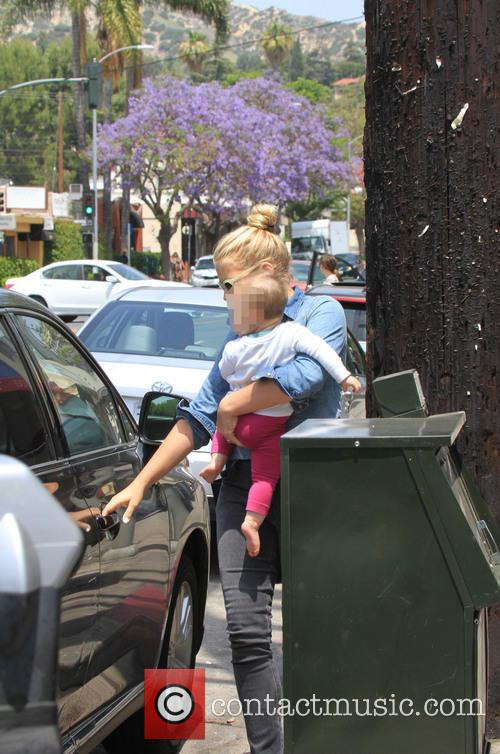 Busy Philipps and Cricket Pearl Silverstein 3