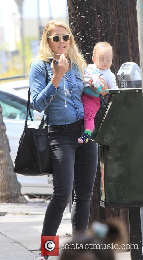 Busy Philipps and Cricket Pearl Silverstein 5