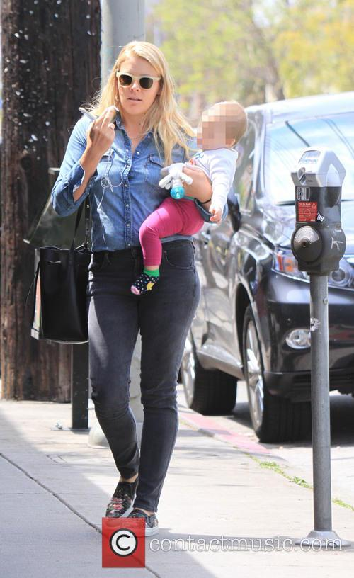 Busy Philipps and Cricket Pearl Silverstein 6