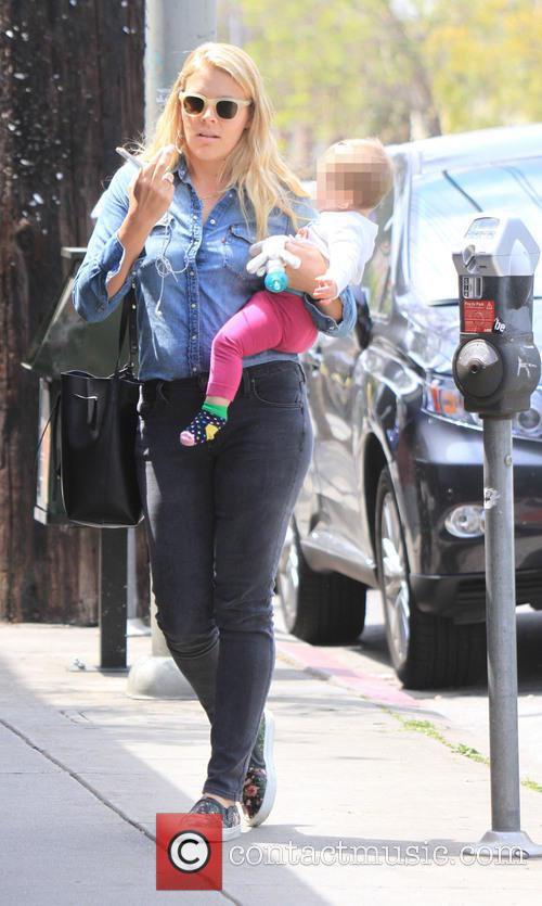 Busy Philipps and Cricket Pearl Silverstein 7