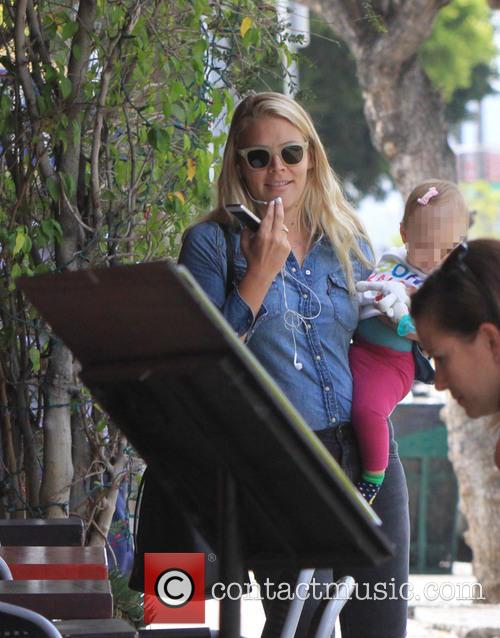 Busy Philipps and Cricket Pearl Silverstein 8