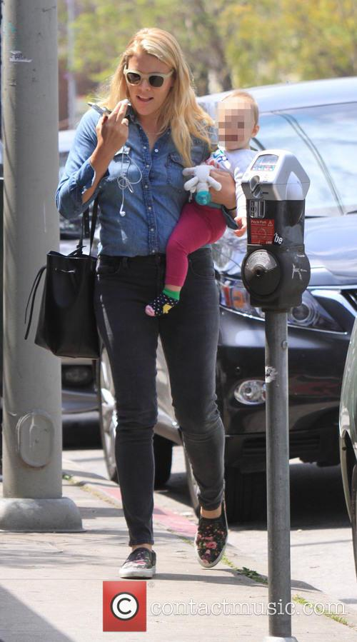 Busy Philipps and Cricket Pearl Silverstein 10