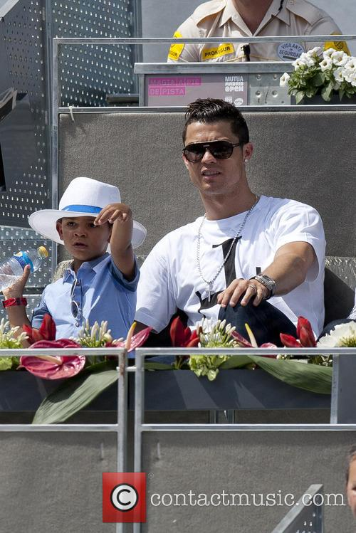 Cristiano Ronaldo, Cristiano Junior and Cristiano Jr 3
