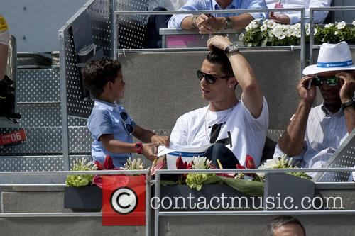 Cristiano Ronaldo, Cristiano Junior and Cristiano Jr 5