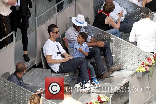 Cristiano Ronaldo, Cristiano Junior and Cristiano Jr 6