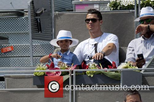 Cristiano Ronaldo, Cristiano Junior and Cristiano Jr 9